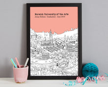 Load image into Gallery viewer, Personalised Norwich Graduation Gift