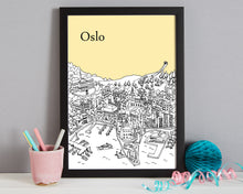 Load image into Gallery viewer, Personalised Oslo Print-7