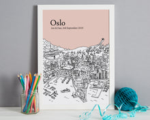 Load image into Gallery viewer, Personalised Oslo Print-5