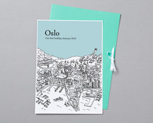 Load image into Gallery viewer, Personalised Oslo Print-3