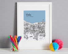Load image into Gallery viewer, Personalised Oslo Print-1