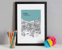 Load image into Gallery viewer, Personalised Oslo Print-4