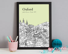 Load image into Gallery viewer, Personalised Oxford Print-7