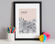Load image into Gallery viewer, Personalised Oxford Print-3