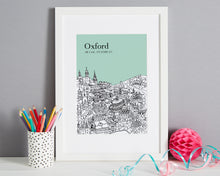 Load image into Gallery viewer, Personalised Oxford Print-1