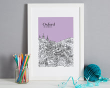 Load image into Gallery viewer, Personalised Oxford Print-5