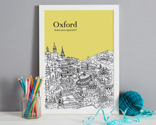 Load image into Gallery viewer, Personalised Oxford Print-6