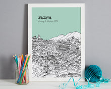 Load image into Gallery viewer, Personalised Padova Print-4