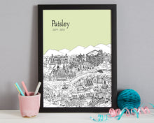 Load image into Gallery viewer, Personalised Paisley Print-7