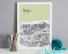 Load image into Gallery viewer, Personalised Paisley Print-6