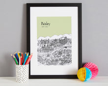 Load image into Gallery viewer, Personalised Paisley Print-5