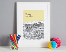 Load image into Gallery viewer, Personalised Paisley Print-1