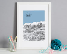 Load image into Gallery viewer, Personalised Paisley Print-4