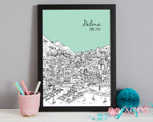 Load image into Gallery viewer, Personalised Palma Print-7
