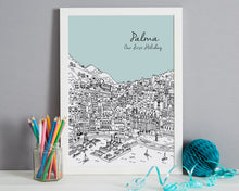 Load image into Gallery viewer, Personalised Palma Print-5