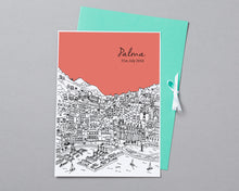 Load image into Gallery viewer, Personalised Palma Print-3