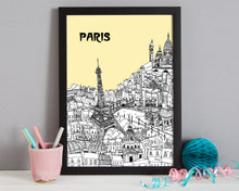Load image into Gallery viewer, Personalised Paris Print-8
