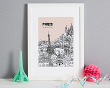 Load image into Gallery viewer, Personalised Paris Print-5