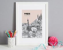 Load image into Gallery viewer, Personalised Paris Print-6