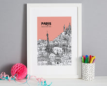 Load image into Gallery viewer, Personalised Paris Print-1