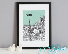 Load image into Gallery viewer, Personalised Paris Print-9