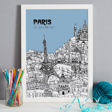 Load image into Gallery viewer, Personalised Paris Print-4