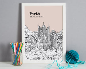 Personalised Perth Print-7