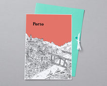 Load image into Gallery viewer, Personalised Porto Print-7