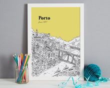 Load image into Gallery viewer, Personalised Porto Print-3