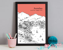 Load image into Gallery viewer, Personalised Portofino Print-5