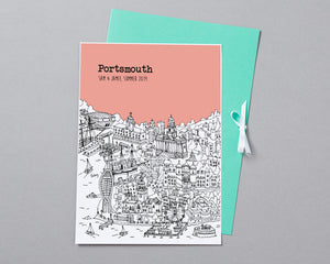 Personalised Portsmouth Print-7