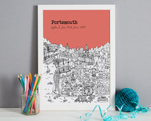 Load image into Gallery viewer, Personalised Portsmouth Print-5