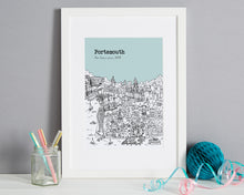 Load image into Gallery viewer, Personalised Portsmouth Print-1