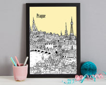 Load image into Gallery viewer, Personalised Prague Print-7