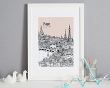 Load image into Gallery viewer, Personalised Prague Print-1