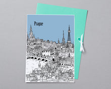 Load image into Gallery viewer, Personalised Prague Print-3