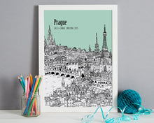 Load image into Gallery viewer, Personalised Prague Print-6
