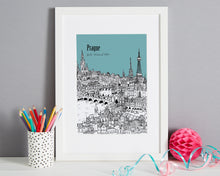 Load image into Gallery viewer, Personalised Prague Print-5