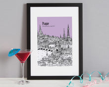 Load image into Gallery viewer, Personalised Prague Print-4