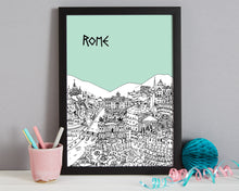 Load image into Gallery viewer, Personalised Rome Print-4