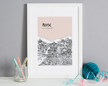 Load image into Gallery viewer, Personalised Rome Print-7