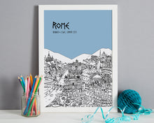 Load image into Gallery viewer, Personalised Rome Print-3
