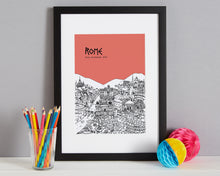 Load image into Gallery viewer, Personalised Rome Print-5