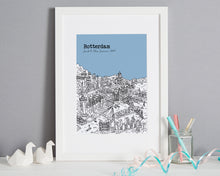 Load image into Gallery viewer, Personalised Rotterdam Print-7