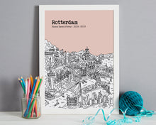 Load image into Gallery viewer, Personalised Rotterdam Print-6