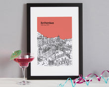 Load image into Gallery viewer, Personalised Rotterdam Print-3