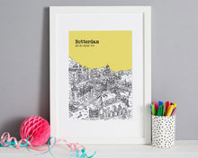 Load image into Gallery viewer, Personalised Rotterdam Print-1