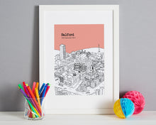 Load image into Gallery viewer, Personalised Salford Print-7