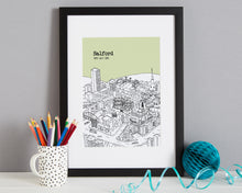 Load image into Gallery viewer, Personalised Salford Print-5