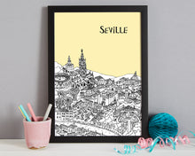 Load image into Gallery viewer, Personalised Seville Print-7